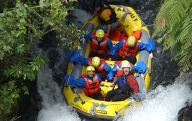 Agroventures & Rafting packages available