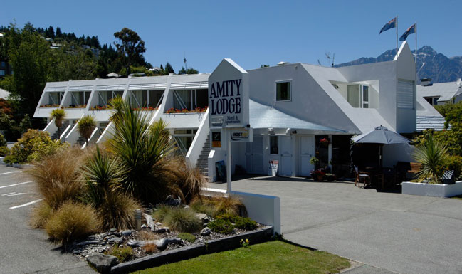 Amity Lodge Motel, Queenstown
