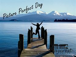 Take a postcard perfect holiday in Lake Taupo with Baycrest Lodge