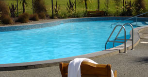 Swimming Pools and Spa Pools at Bayview Wairakei Resort