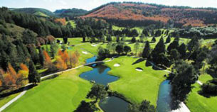 Golf and golf courses in Taupo and surrounding areas