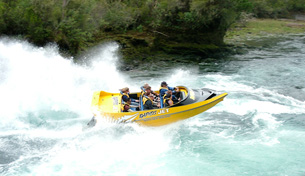 Rapids & Waterfalls | Lake Taupo