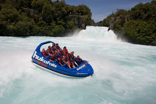 Taupo Activities and Attractions for Adrenalin Junkies