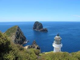 Stunning scenery in the Bay of Islands, New Zealand