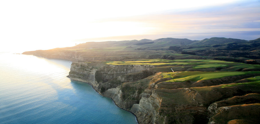 Cape Kidnappers Cruise Ship Packages | Luxury New Zealand ...