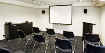 All conference rooms are all fully equipped with audio/visual presentation equipment