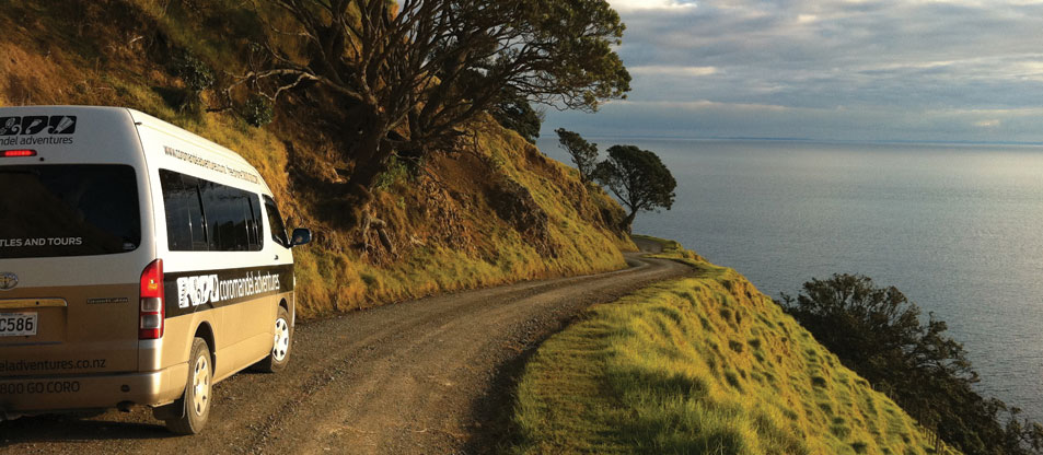 Tour top New Zealand destinations with Coromandel Adventures for the ultimate kiwi holiday