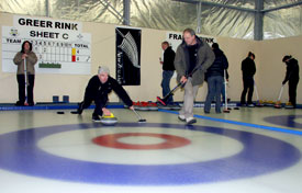 Curling - Team Building
