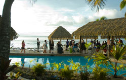 Make your next function, conference or group event in Rarotonga , a memorable success at Edgewater Resort
