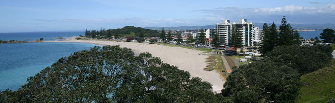 Welcome to Golden Grove Holiday Park, Mount Maunganui, NZ