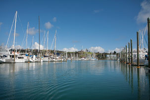 Gulf Harbour Marina has a number of 18m to 30m berths available for direct purchase