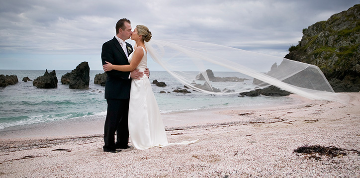 WEDDINGS AT KAURI CLIFFS