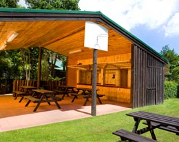 You can sing and dance the night away at our secluded Rotorua party venue