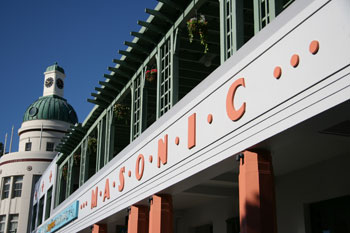 Art Deco Architecture, The Nautilus Napier, About Napier, Hawkes Bay