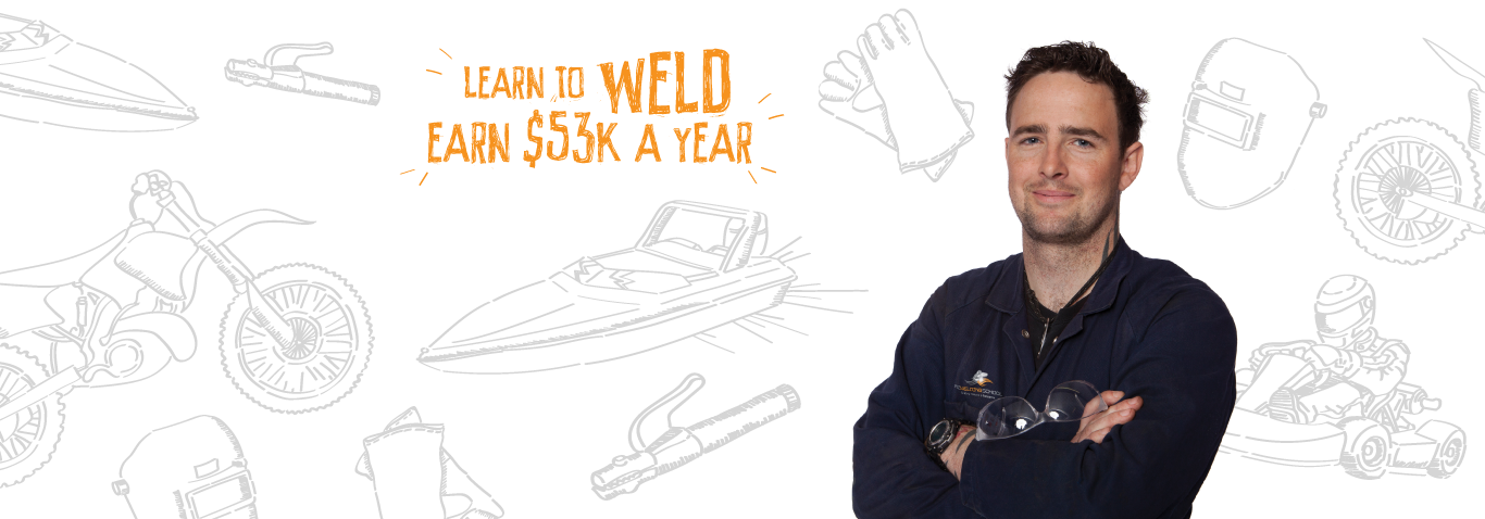 Learn to Weld at NZ Welding School