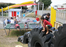 The best time of the year at Ohope Beach TOP 10 Holiday Park is, without a doubt, the Christmas period