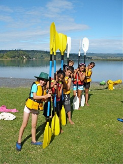 KG Kayaks offers year-round kayaking adventures in the Ohope / Whakatane area