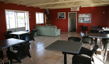 Raglan Kopua Holiday Park TV Room