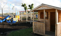 Raglan Kopua Holiday Park Playground