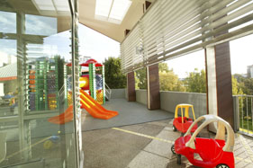 Children will never be bored at Ronald McDonald House Auckland