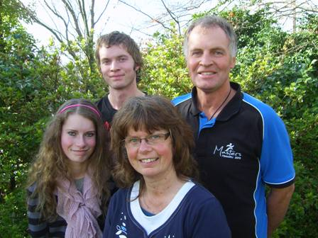 The inspiring Lind family
