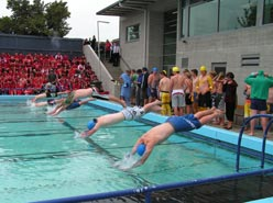 School Swimming Sports - TBHS