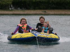 Family Fun at the Lake - Jeanna McDonald