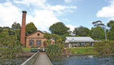 Pump House - Image Courtesy of Auckland Tourism MBP 2009