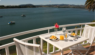 Enjoy stunning harbor views at Tauranga on the Waterfront