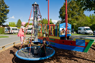 Playground at Te Anau TOP 10
