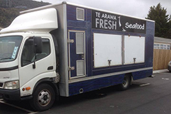 Fish Truck Coming to a Town Near You!