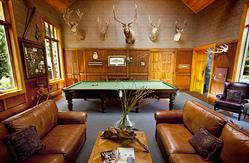 Treetops Lodge The Games Room