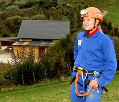Waitomo Adventures has a suberb safety record, with no serious injuries recorded during our entire time in business