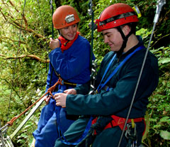 Waitomo Adventure tours have taken over 500,000 people on tours in the 20 years they have been in business