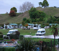 Stay at Waitomo Top 10 Holiday Park