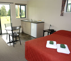 Comfortable accommodation at Waitomo Top 10 Holiday Park